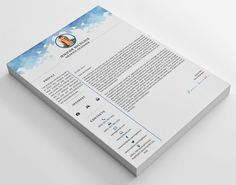 CV - Resume and Cover Letter  @creativework247