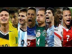 Copa America Centenario 2016 favorites