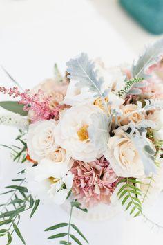 Baby Shower Flower Arrangements | Wiley Valentine Baby Shower | Fig & Olive