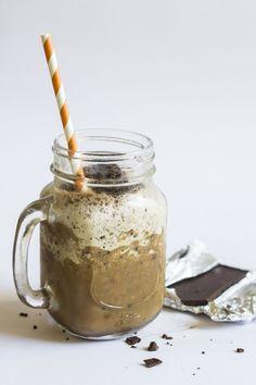 granita e smoothie al caffé