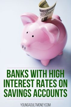 Banks with High Interest Rates on Savings Accounts November 2019 – Finance tips, saving money, budgeting planner High Yield Savings Account, High Interest Savings Account, Savings Bank, Savings Accounts, Banks, Saving Money Quotes, Savings Planner, Budget Planer, Interest Rates