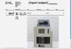 Cox & Grusenmeyer » io-architecten.be