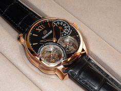 Chiếc đồng hồ tiền tỷ Greubel Forsey Quadruple Tourbillon 1