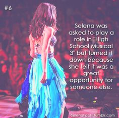 That would have been awsome! Selena Gomez Facts, Selena Gomez Pictures, Role Model Quotes, Selena Gomez Wallpaper, Marie Gomez, Strong Girls, The Most Beautiful Girl, Celebs, Celebrities