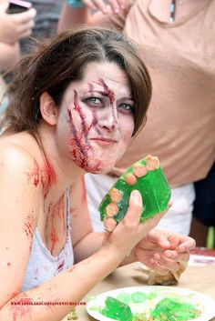 Zombies and Jello all in One!