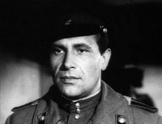 Особый успех Марку Бернесу принесли фильмы о войне