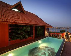 Exterior Design completed for Museum Hotel Mattancherry #Exterior #Cochin