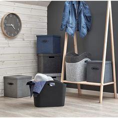 Basket Kasse 32 x 32 x 32 cm Towel, Inspiration, Cash Register, Biblical Inspiration, Towels, Motivation