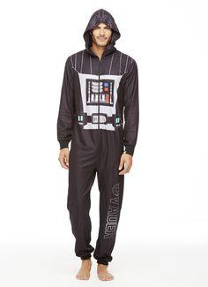 Jammin' Jammies: Matching Pajamas For The Whole Family Darth Vader Onesie, Matching Pajamas, Star Wars Collection, Adidas Jacket, Rain Jacket, Onesies, Windbreaker, Fall Winter, Stars