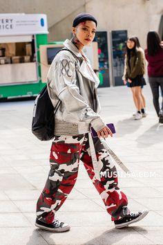 Seoul Fashion, Korean Street Fashion, Tokyo Fashion, Harajuku Fashion, Grunge Fashion, Asian Fashion, Girl Fashion, Fashion Outfits, Fashion Design
