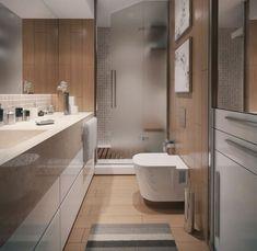 Beautiful Modern Apartment Bathroom Contemporary Apartment Bathroom MzVirgo