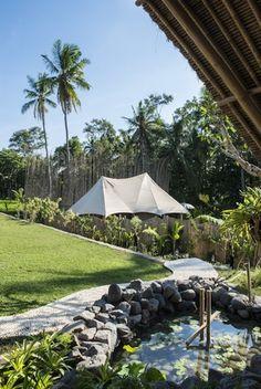 Sandat Glamping Tents, Ubud, Bali