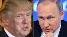 Siria y Corea del Norte: la primera conversación entre Trump y Putin desde el bombardeo de Estados Unidos a la base …