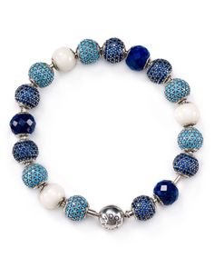 PANDORA Bracelet & Charms - At Peace, Essence Collection