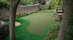 Artificial Putting Greens, Golf Training Aids, Golf Carts and Golf Course Construction by European Golf