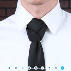 9 Ways To Tie a Tie // #fashion #mensfashion #tie #hacks #diy #Nifty