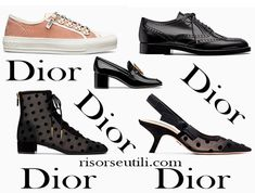 Shoes+Dior+2018+new+arrivals+footwear+for+women+2019