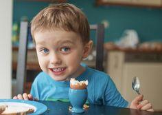 5 здоровых привычек питания для детей
