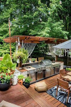 72 Outdoor Kitchens Ideas Outdoor Kitchen Outdoor Living Outdoor Rooms