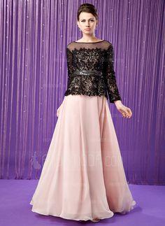 Kleider für die Brautmutter - $122.99 - A-Linie/Princess-Linie Herzausschnitt Bodenlang Chiffon Kleid für die Brautmutter (008018713) http://amormoda.de/A-linie-Princess-linie-Herzausschnitt-Bodenlang-Chiffon-Kleid-Fuer-Die-Brautmutter-008018713-g18713