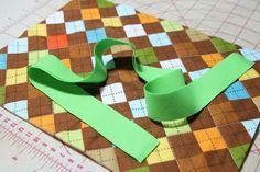 Binding Flange Tutorial | Jaybird Quilts