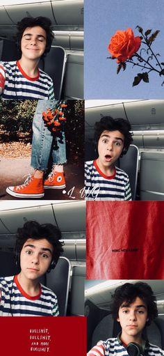 Hecho por mi ;) ❤️ Le Clown, Jack Finn, Wallpaper, Boys, Stranger Things, Boyfriend, Collage, 2016 Movies, Tumblr Backgrounds