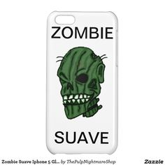 Zombie Suave Iphone 5 Glossy Case