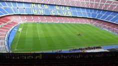 Camp Nou Stadium, Barcelona, Spain