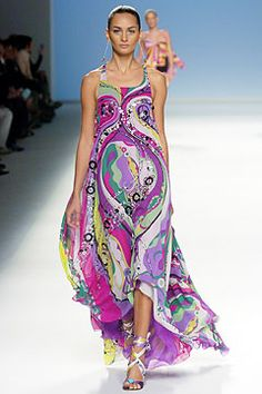 Emilio Pucci | Spring 2005 Ready-to-Wear Collection | Style.com
