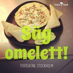 Omelett!