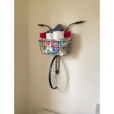 Wayfair Wall Decor metal bicycle wall décor | metals and bicycles