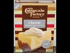 Cheesecake Factory Oreo Cheesecake - YouTube
