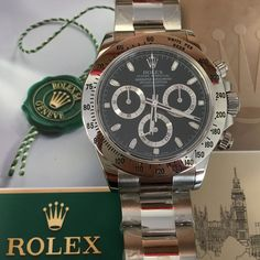 Pre-owned beauty! Rolex Daytona! Make it yours today!