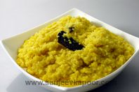 Healthy khichdi recipe made with 4 types of dals.