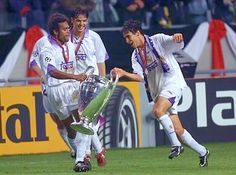 After 32 years... the 7th European Cup...