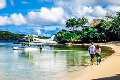 Fiji Vacation Packages All Inclusive Prices Fiji Holiday, Holiday Pictures, All Inclusive, Vacation Packages, Golf Courses, Scenery, Places To Visit, Beach, Outdoor Decor