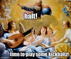 Sounds about right. It's time for LXC Kickball Sign ups! #PlayLXC #kickball    LXCsports.com