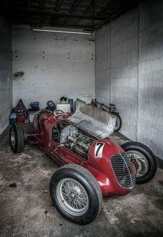 Maserati by Michiel Mulder on Maserati, Classic Race Cars, Best Classic Cars, Vintage Sports Cars, Vintage Race Car, Chevy, Automobile, Old Race Cars, Alfa Romeo