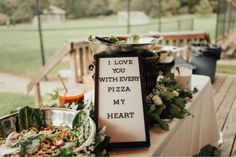 Wondering which wedding reception decoration supplies to buy? There are themed selections of reception decoration supplies in local stores and online retail Pizza Wedding, Wedding Reception Food, Wedding Dinner, Wedding Night, Reception Decorations, Wedding Beach, Beach Weddings, Dream Wedding, Romantic Weddings