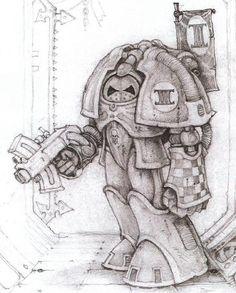 Warhammer 40,000, Terminator