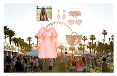 """Sin título #78"" by luisa6 on Polyvore featuring moda, Miss Selfridge, JADEtribe, Aquazzura, Karen Walker, NYX y Accessorize"