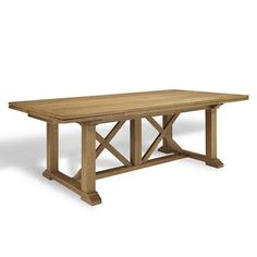 Driftwood Draw Leaf Dining Table - Ralph Lauren Home