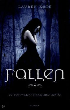 Fallen by Lauren Kate ~ Paranormal romance about Luce, a troubled girl who crushed on a dark and mysterious Daniel (fallen angel), while at reform school. Reform School, Lauren Kate, Eleanor And Park, Fallen Series, Rainbow Rowell, Paranormal Romance, Best Series, Bedtime Stories, Handsome Boys