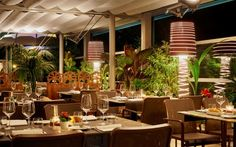 Ristorante & Bistro San Marco - one of the restaurants of the Lifestyle Beach Resort. Use the link for more:  http://www.parco-san-marco.com/de/restaurants-und-bars/restaurants/ristorante-bistro-san-marco/