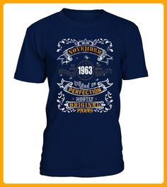 1963 November Aged to Perfection - Geburtstag shirts (*Partner-Link)