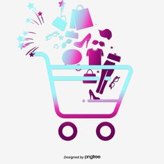 Supermarket Shopping Cart Supermarket Shopping Cart Trolley PNG Transparent Clipart Image and PSD File for Free Download in 2020 Shopping cart logo Logo online shop Cart logo