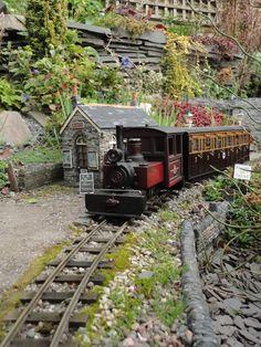 30th anniversary of Coniston Garden Railway