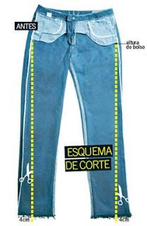 Realizando Sonhos: Calças jeans
