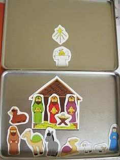 Letter N on Pinterest | Letter N Activities, Nativity and Nests