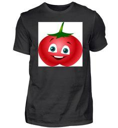 TOMATE VEGAN VEGGIE GEMÜSE T-Shirt Vegan, Vegans
